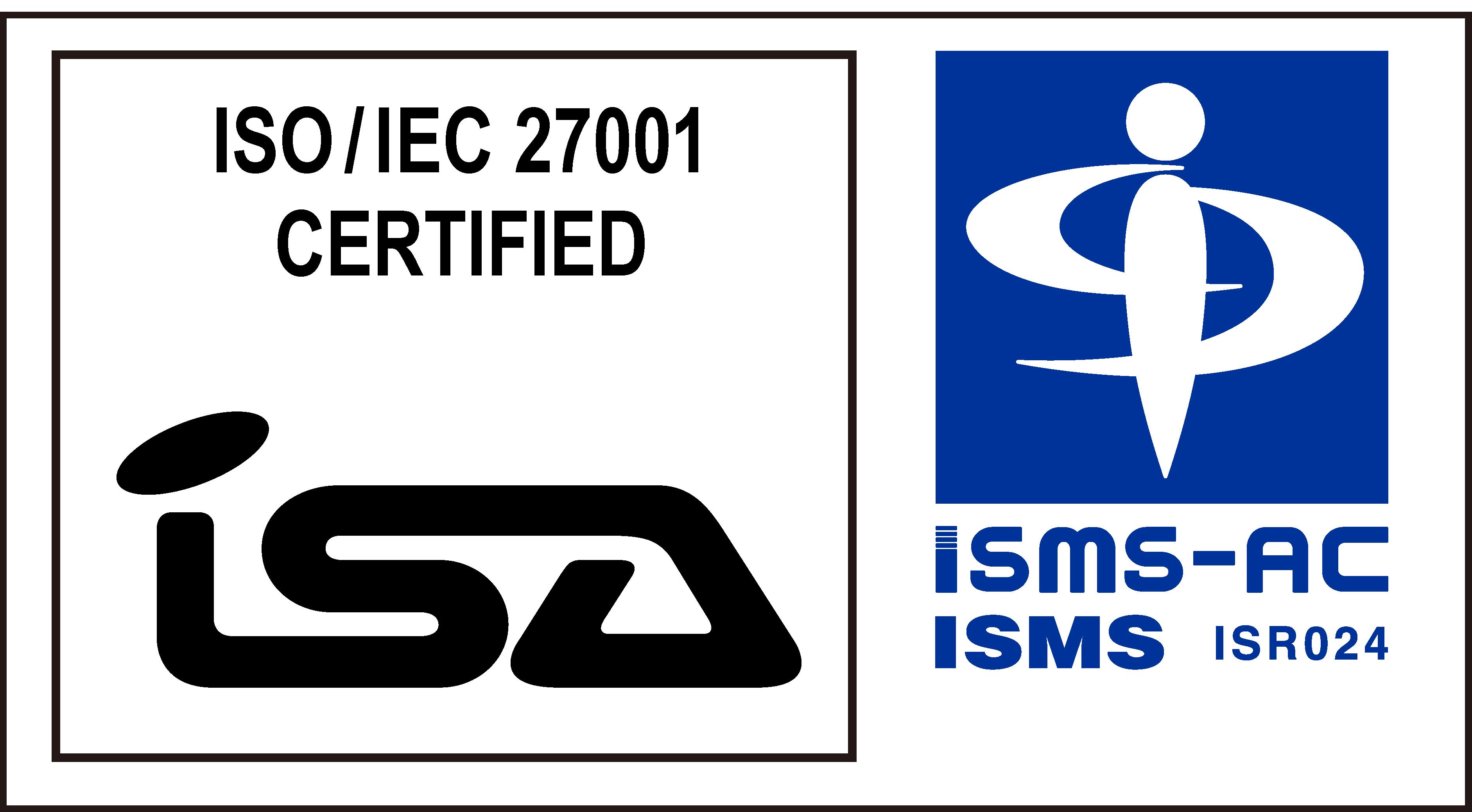 ISMS(JIS Q 27001:2014)