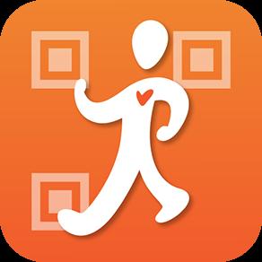 スマ歩スタンプラリーアプリ