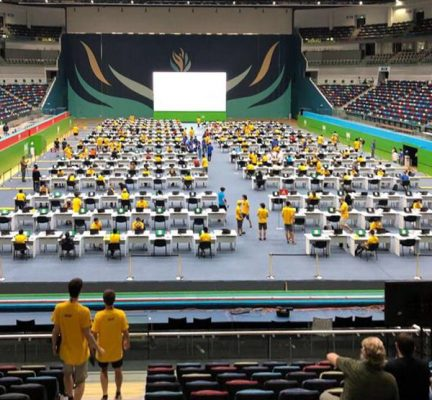 東京オリンピックはもちろん、情報オリンピックも応援しませんか?