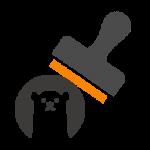 スタンプラリー成功方法キャラクターロゴの使用
