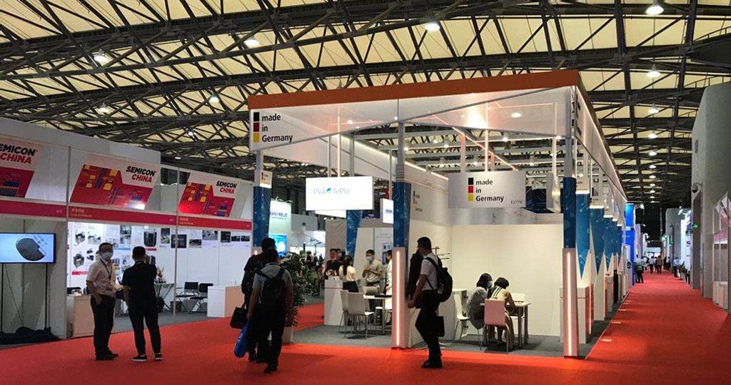 SEMICON CHINA 2020にて、半導体装置ソフトウェアパッケージ『HT-CIM』を出展しました