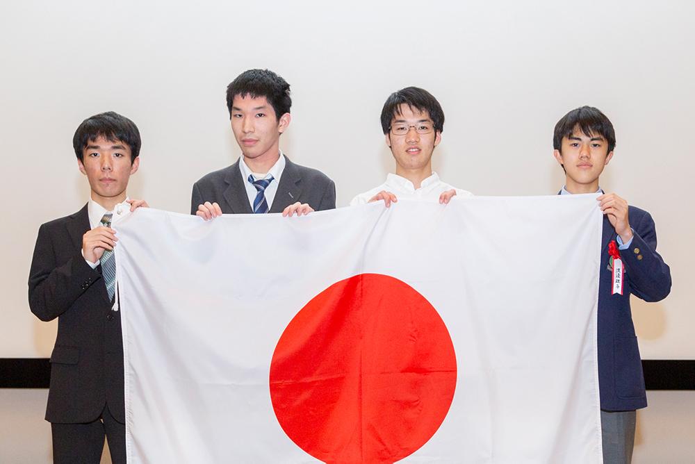 国際情報オリンピック(IOI2021)日本代表選手